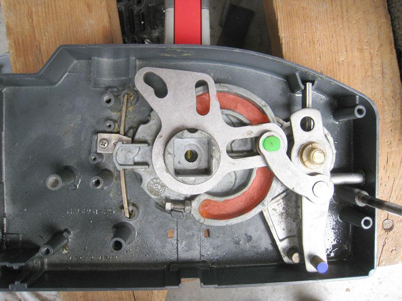 yamaha 703 control box manual